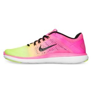 colored nike shoes